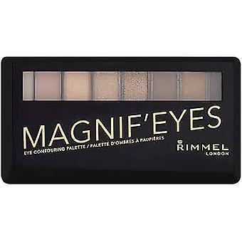 Rimmel Magnif'eyes Eyeshadow Palette 7g - 003 Grunge Glamour