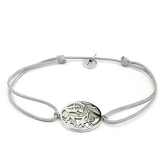 Bracelet Femme EOLIA Acier 316L Argent�