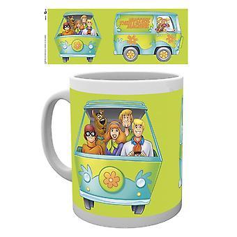 Scooby Doo mysterium vogn krus
