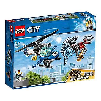 Playset City Police Dron Lego 60207