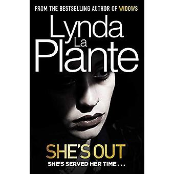 She's Out by Lynda La Plante - 9781471179013 Book