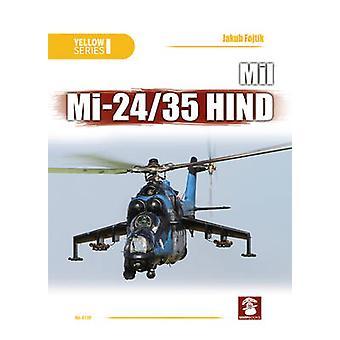 MIL Mi2435 Hind by Jakub Fojtik