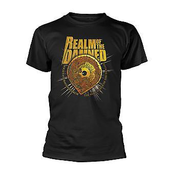 Realm af den forbandede vedhæng Officielle Tee T-shirt Herre Unisex