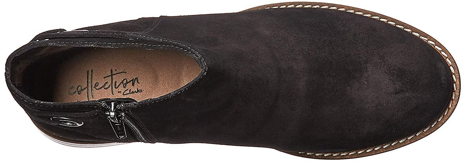 Clarks Women's Camzin Bow Ankle Boot - Remise particulière