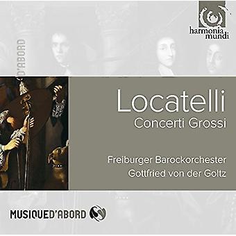 Locatelli / Freiburger Barockorchester - Concerti Grossi [CD] USA import