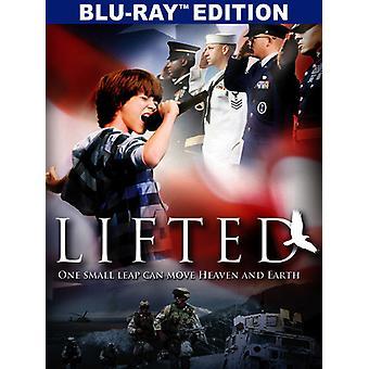 Lifted [Blu-ray] USA import