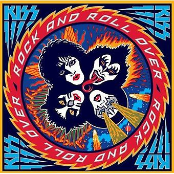 Kiss - Rock & Roll Over [Vinyl] USA import