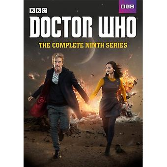 Doctor Who: The Complete Ninth Series [DVD] USA import