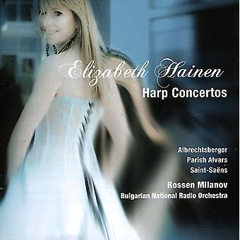 Elizabeth Hainen - Harp Concertos [CD] USA import