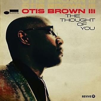 Otis Brown III - Thought of You [CD] USA import