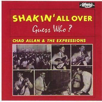 Guess Who - Shakin All Over [CD] USA import
