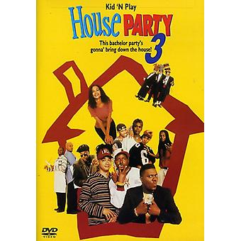 House Party 3 [DVD] USA import