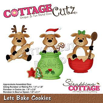 Scrapping Cottage Lets Bake Cookies