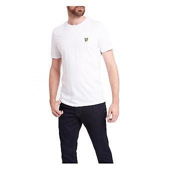 Lyle & Scott Lyle logo T shirt wit