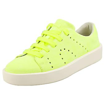 Camper Courb Womens Fashion Trainers in Neon