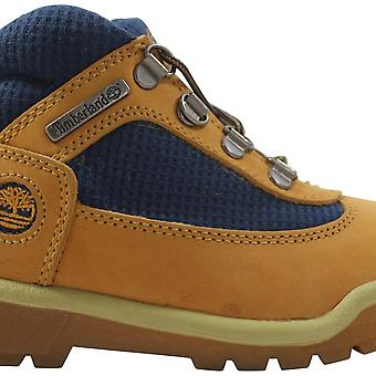 Timberland Field Boot White/Navy 40740 Pre-School