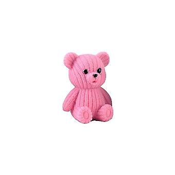 Cute Plastic Teddy Bear Miniature - Party Accessories Animal Garden Figurines Home Decor