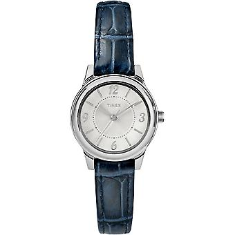 TW2R86000, Classics Timex Style Ladies Watch / Argent