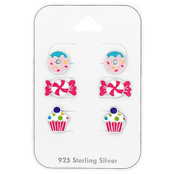 Dessert - 925 Sterling Silver Sets - W38718x