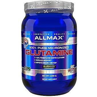 ALLMAX Nutrition, 100% Pure Micronized Glutamine, 2.20 lbs (1,000 g)