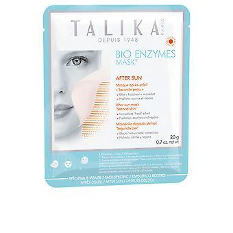 Talika Bio Enzymen na zonnemasker 20 gr voor vrouwen