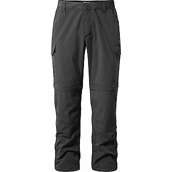 Craghoppers Mens NosiLife Convertible Trousers Regular Leg