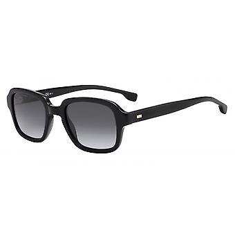 משקפי שמש גברים 1058/S807/9O בגדי ריקוד גברים שחור / אפור כהה