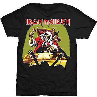 Iron Maiden Deaf Sentence 2 Official Tee T-Shirt Unisex