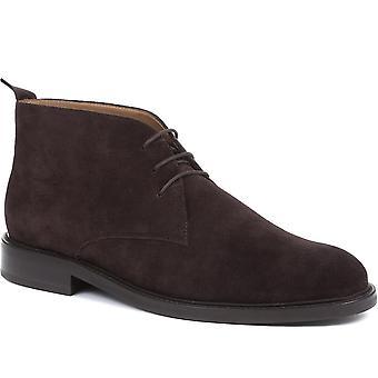 Jones Bootmaker Mens Deacon Suede Chukka Boots