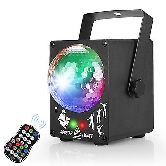 Led Disco Laser Light , rgb Projector Party Lights 60 Patterns Dj Magic Ball