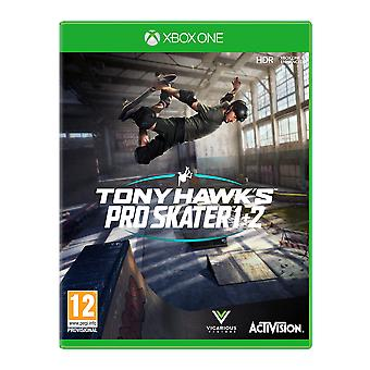 Tony Hawk's Pro Skater 1 + 2 Xbox One Game