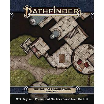 Flip-Mat The Fall of Plaguestone - Pathfinder RPG 2e editie