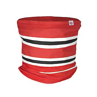 مروحة النسخ الأصلي سنود الرقبة وشاح أحمر أبيض أسود سندرلاند الألوان