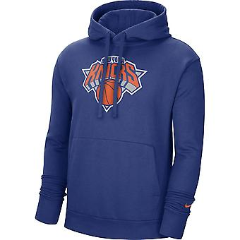 Nike Nba New York Knicks Essential Pullover Hood