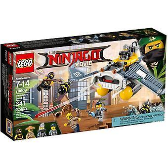 LEGO Манта 70609 бомбардировщик