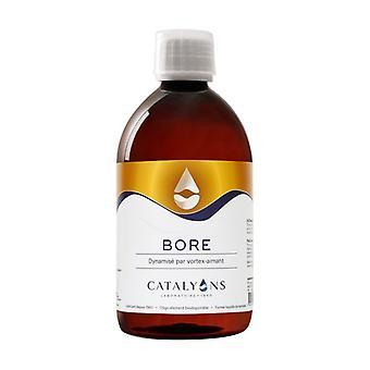 Boron trace elements 500 ml
