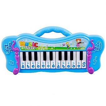 Kids Piano Toys Mini Electronic Keyboard Musical Instrument Démo préchargée
