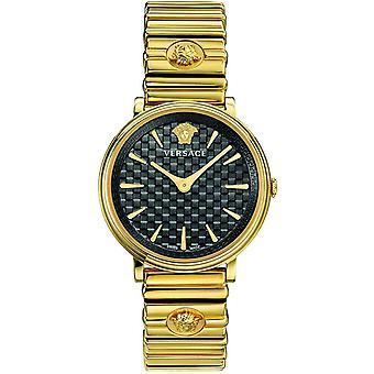 Reloj de pulsera Versace reloj de pulsera V-Circle VE8101519 acero inoxidable