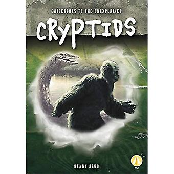 Guidebooks to the Unexplained: Cryptids