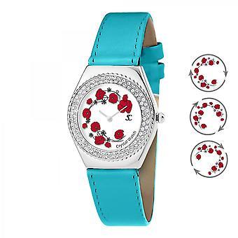 Reloj de mujer So Charm MF316-COQUELICOT-BLEU