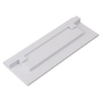 Suport vertical din plastic de culoare albă pentru Xbox One S Non Slip Vertical Slim