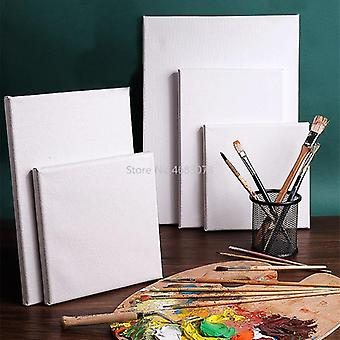 Cotton Wood Frame For Canvas Oil Painting Artist Blank Cotton Panels Square