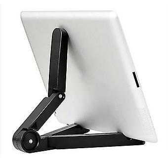 Universal vikbar telefon, tablettställ hållare justerbar desktop Mount stativ