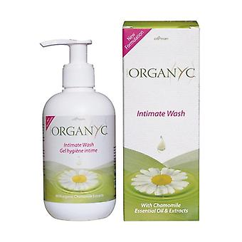 Intimate cleanser with biological formulation 250 ml