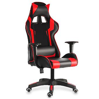High Back Gaming / bureaustoel, Fauteuil Computer Pu Lederen Seat Gamer Office