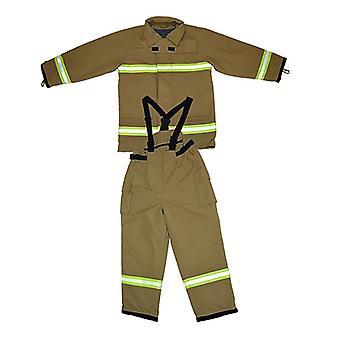 Fire Fighter Gear/bunker Gear/turnout Gear/fire Suit/fireman Suit/bunker Suit