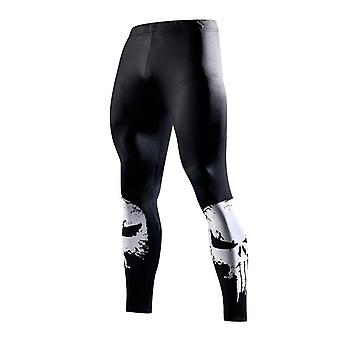 Skinny Sweatpants Compression Pants Fashion Leggings Jogger