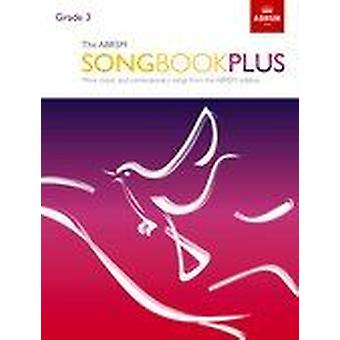 Abrsm Songbook Plus, luokan 3 paperback