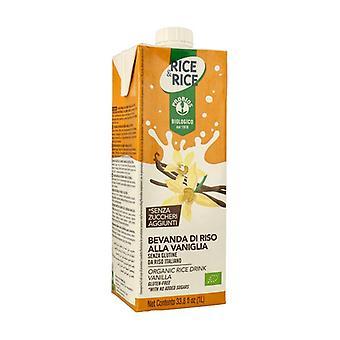 Organic Rice Drink (Vanilla Flavor) 1 L