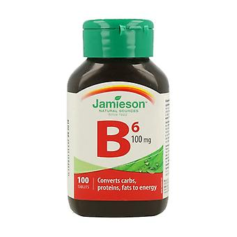 Vitamin B6 100 tablets of 100mg